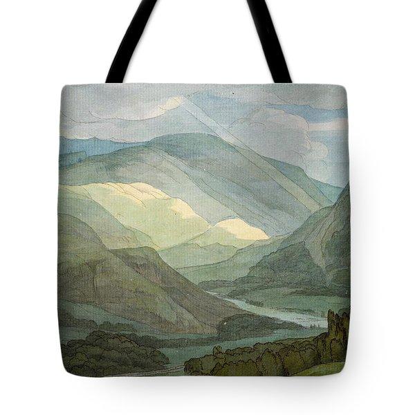 Rydal Water Tote Bag