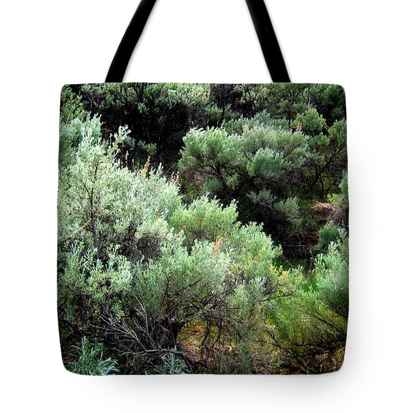Sage Tote Bag by Kathy Bassett