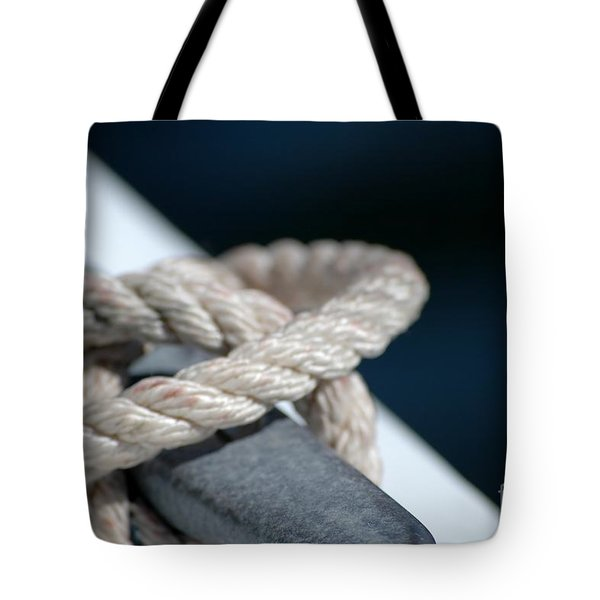 Tote Bag featuring the photograph Sail Away by Christiane Hellner-OBrien
