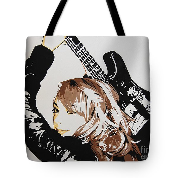 Samantha Fish Tote Bag