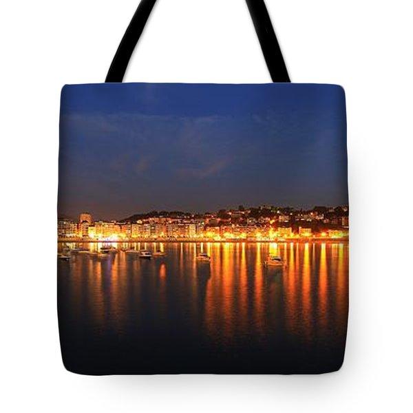 Tote Bag featuring the photograph San Sebastian 26 by Mariusz Czajkowski
