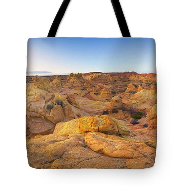 Coyote Buttes Arizona Tote Bag