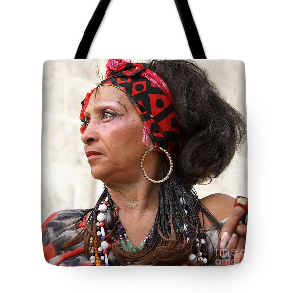 Santeria Woman Tote Bag