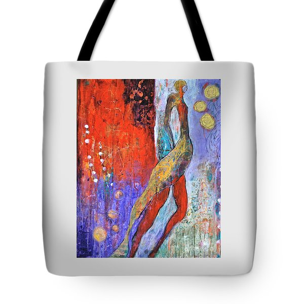 Sashay Tote Bag by Gail Butters Cohen
