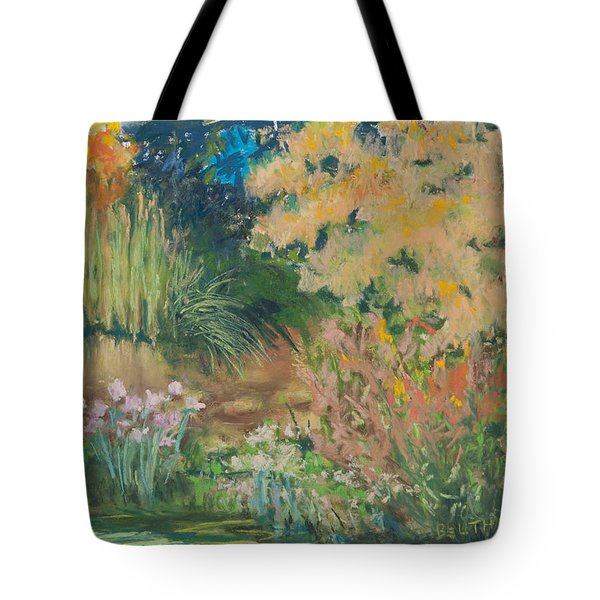 Saturday Morning Tote Bag by Lee Beuther