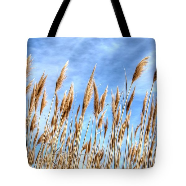 Sea Breeze Tote Bag by Kelvin Booker