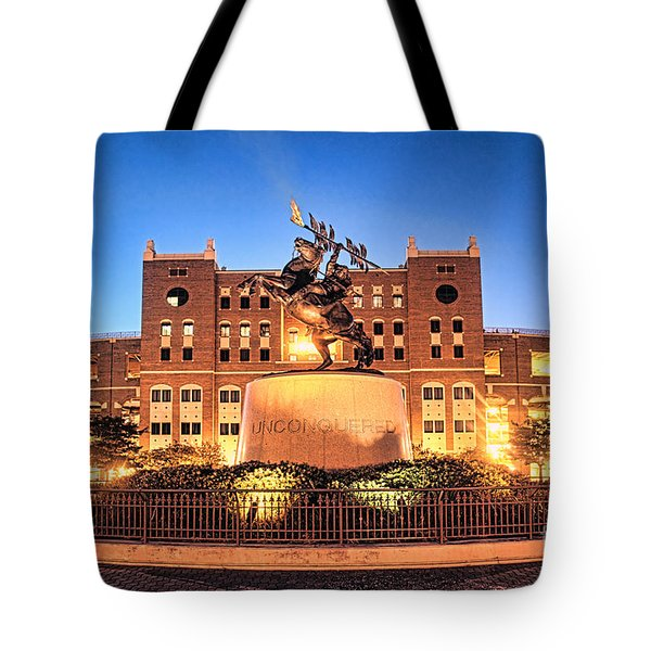Seminole Fire - Unconquered Tote Bag