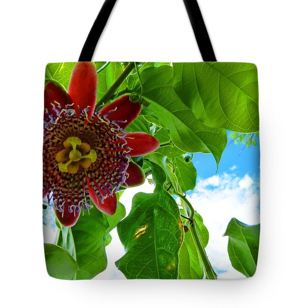 Serenity Tote Bag by Julia Ivanovna Willhite