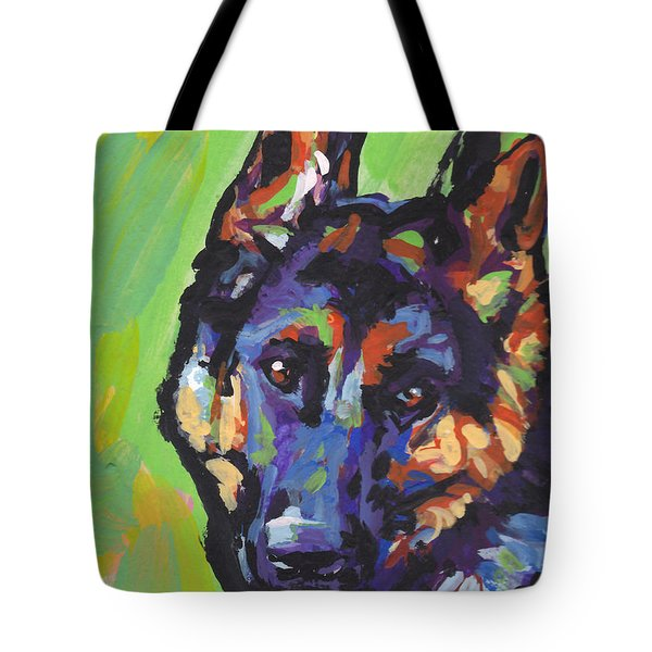 Sheppy Tote Bag by Lea S