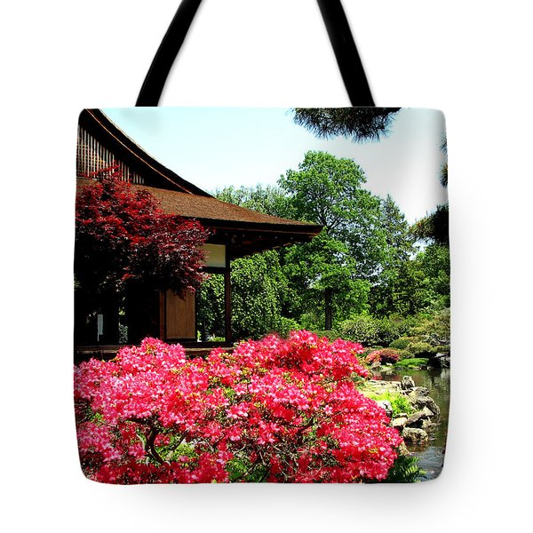 Shofusu Tote Bag by Christopher Woods
