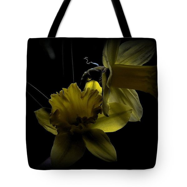 Silent Light Tote Bag