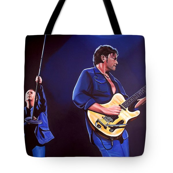 Simple Minds Tote Bag