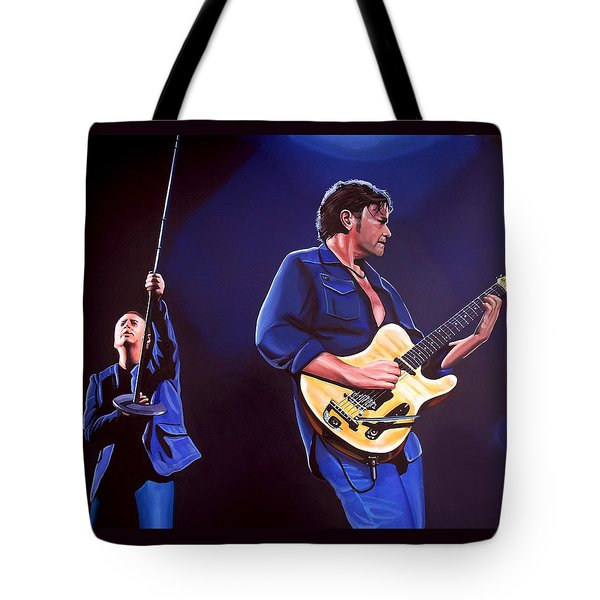 Simple Minds Tote Bag by Paul Meijering