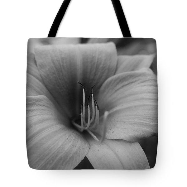 Single Spring Flower Tote Bag