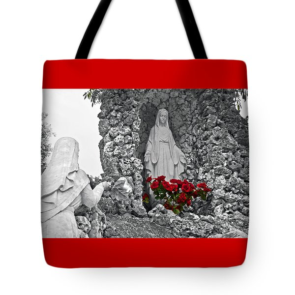 Sister Mary Tote Bag
