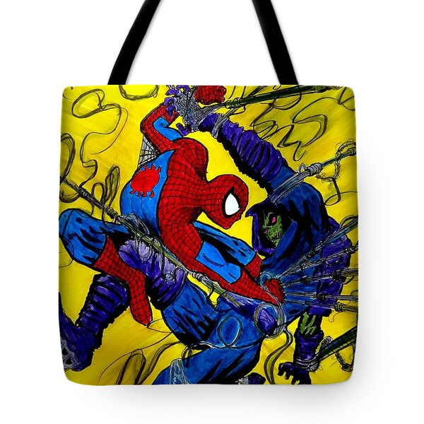 Sleepwalker 7 Tote Bag