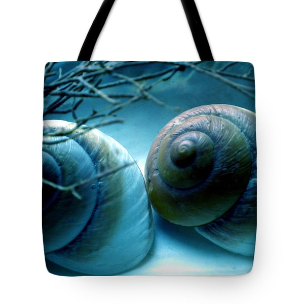 Snail Joy  Tote Bag