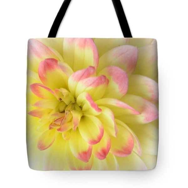 Softness Tote Bag by Kathleen Struckle