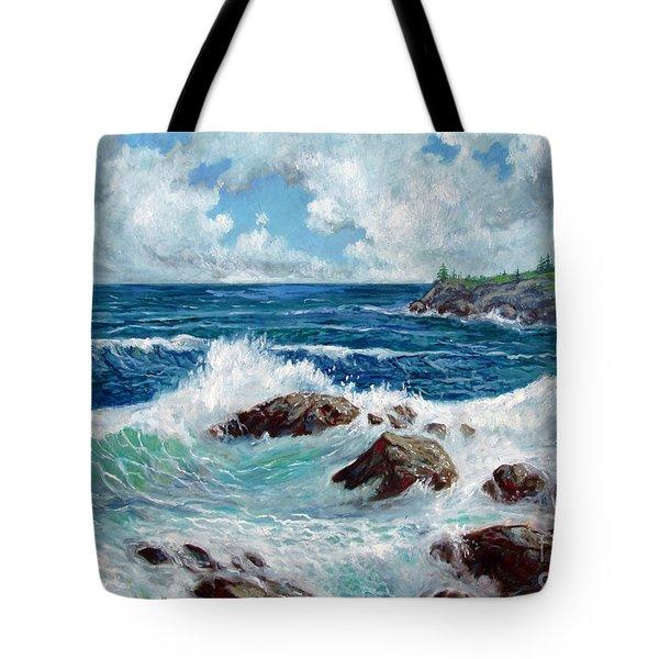 Solitude Tote Bag by Philip Lee