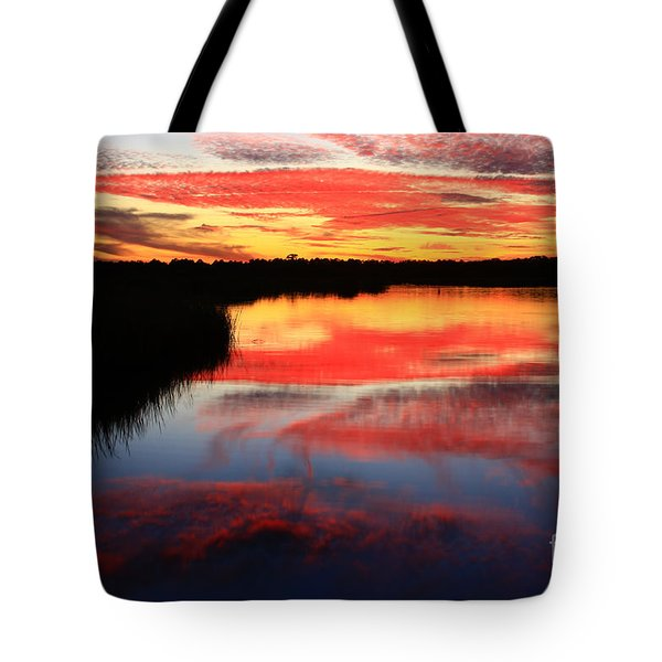 South Ponte Vedra Coast Tote Bag