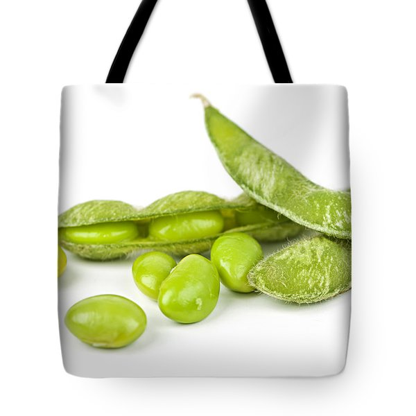 Soy Beans Tote Bag by Elena Elisseeva