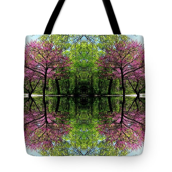 Spring Tote Bag by Dale   Ford