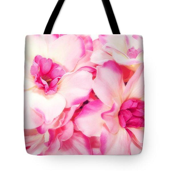 Spring Flowers  Tote Bag by Michal Bednarek