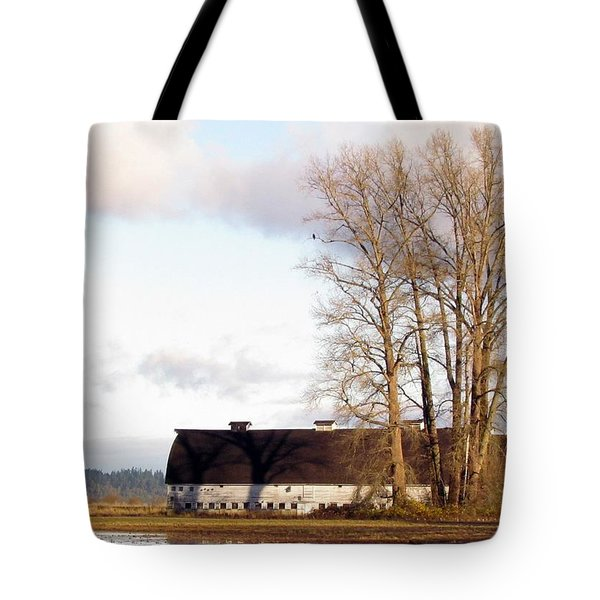 Tote Bag featuring the photograph Spring Sunrise by I'ina Van Lawick