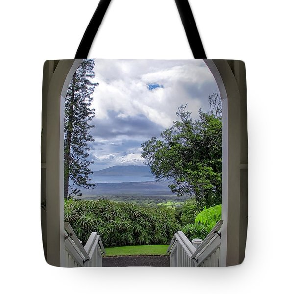 St. John's 28 Tote Bag by Dawn Eshelman
