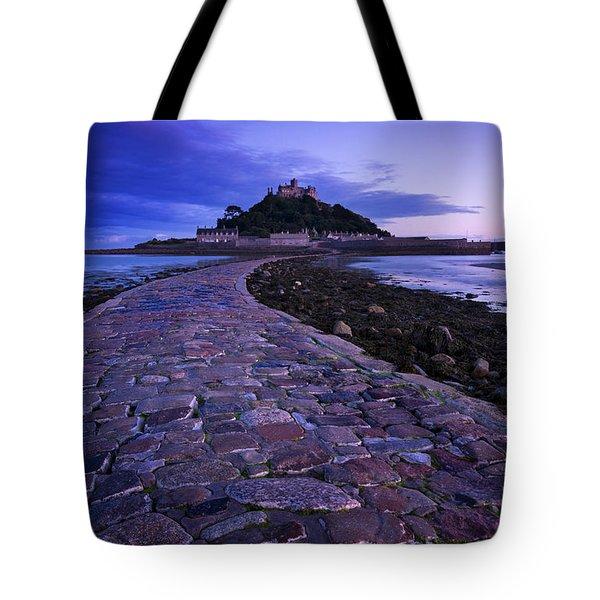 St Michael's Mount Tote Bag