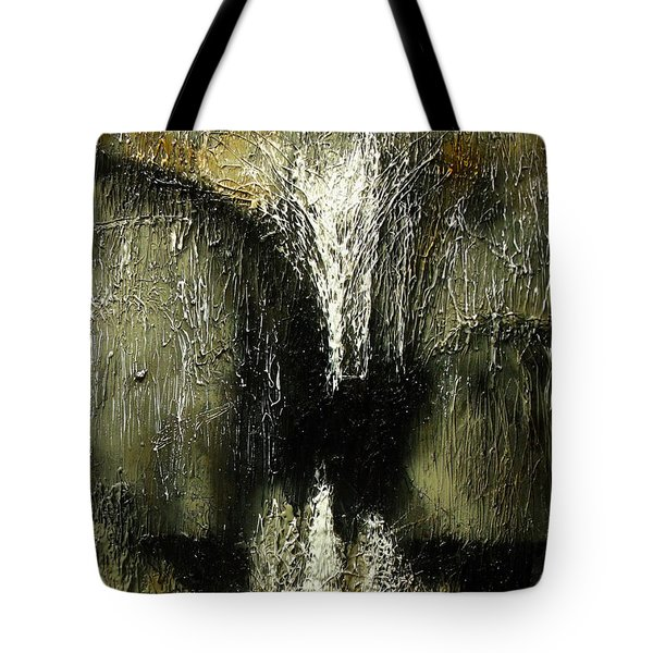 Stalactites And Stalagmites Tote Bag