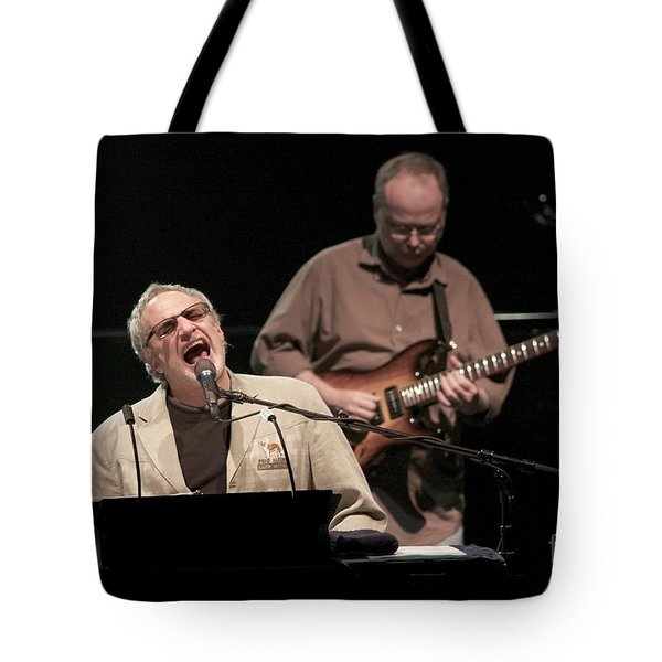 Steely Dan - Donald Fagen And Walter Becker Tote Bag