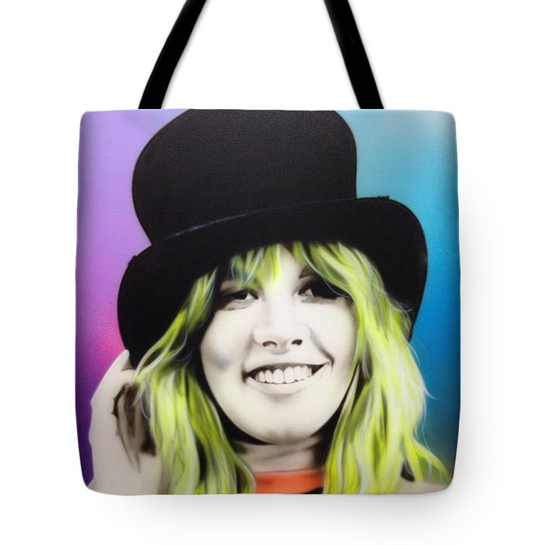 Stevie Tote Bag