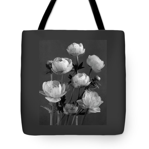Still Life Of Flowers Tote Bag