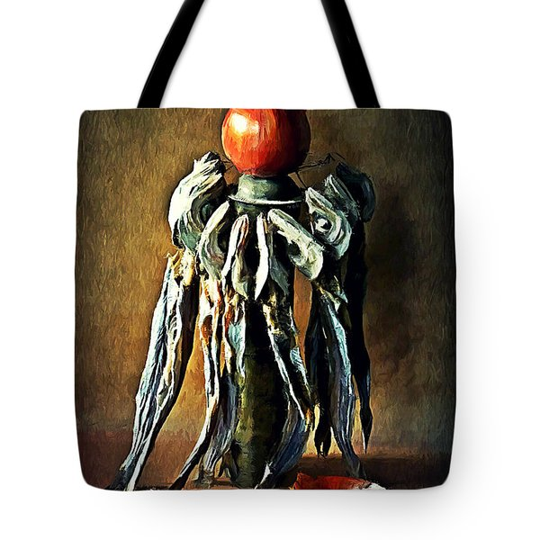 Still Life With Stockfish Tote Bag