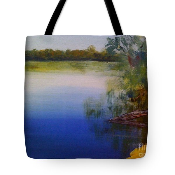 Still Waters - Original Sold Tote Bag
