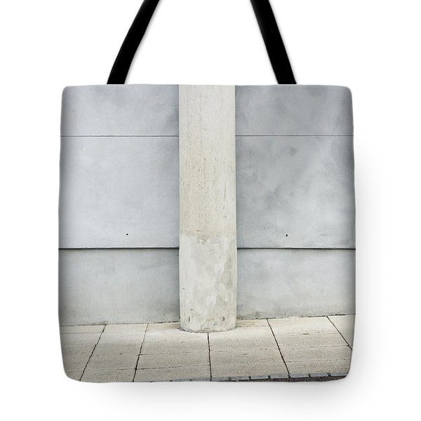 Stone Pillar Tote Bag