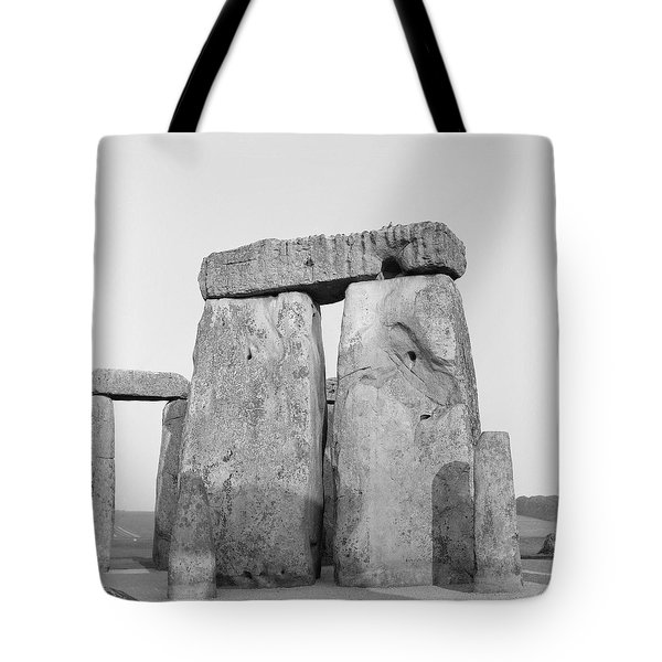 Stonehenge Tote Bag by Anonymous