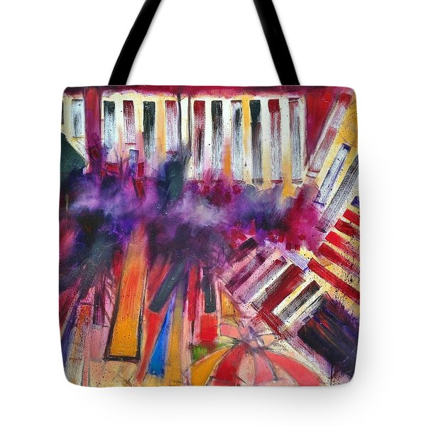 Storm Brewer Tote Bag