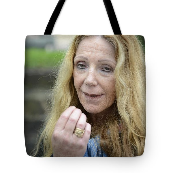 Street People - A Touch Of Humanity 1 Tote Bag