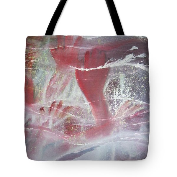 String Theory - Praise Tote Bag