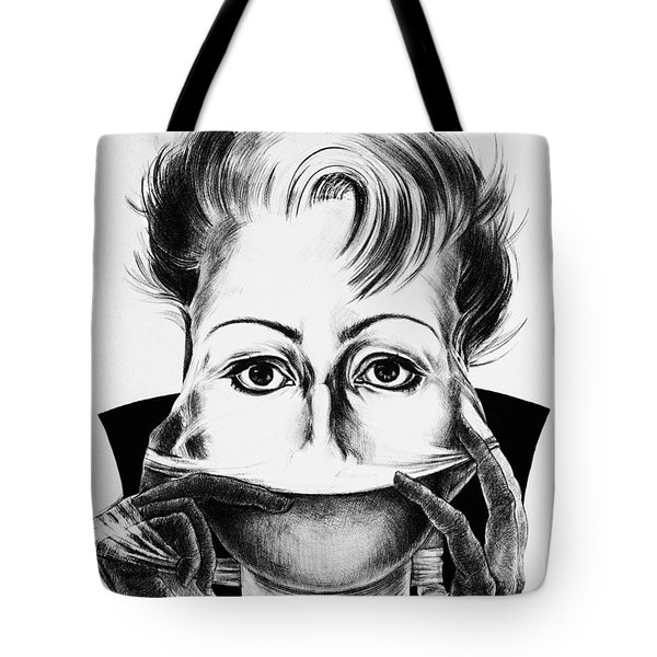 Strip Tote Bag