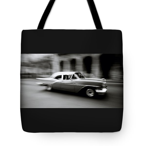 The Zen Of Havana Tote Bag by Shaun Higson