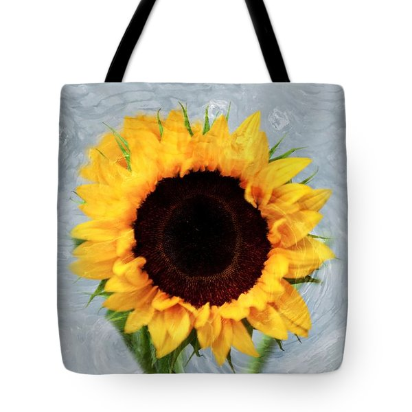 Sunflower Tote Bag by Bill Howard