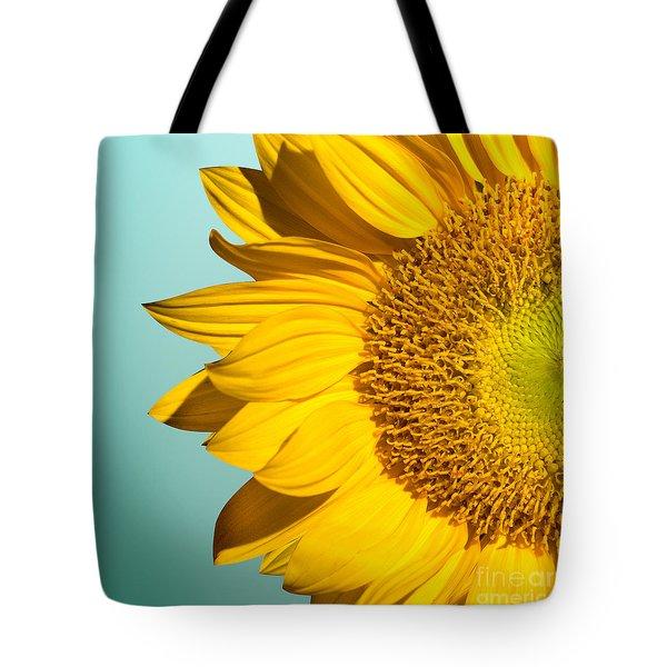 Sunflower Tote Bag by Mark Ashkenazi