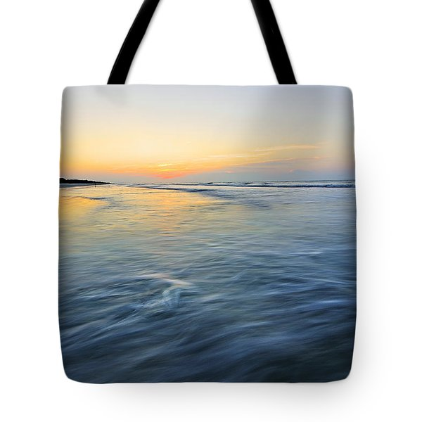 Sunrise On Hilton Head Island Tote Bag