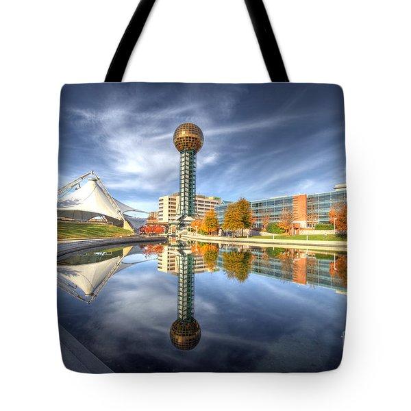 Sunsphere Tote Bag