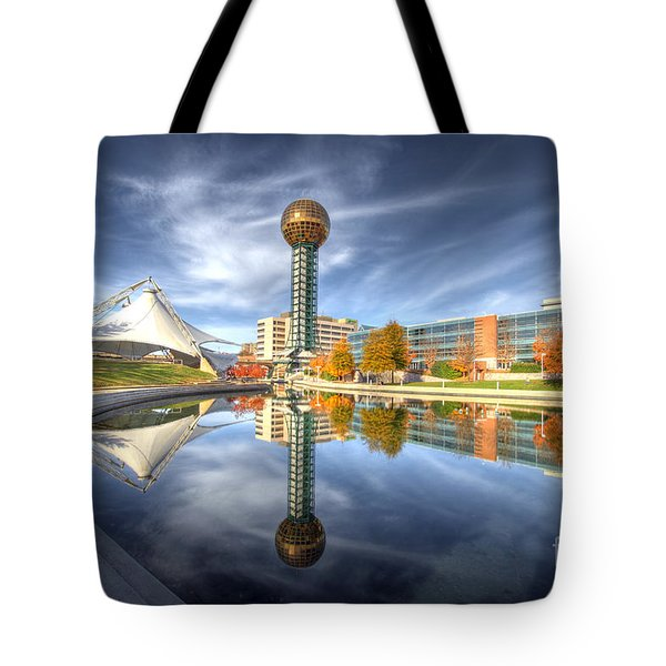Sunsphere Tote Bag