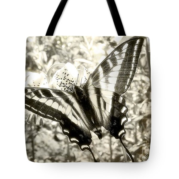 Swallow Tail Tote Bag