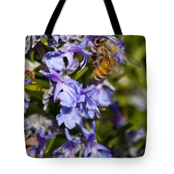 Sweet Rosemary Tote Bag